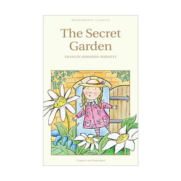 Wordsworth Children's Classics: The Secret Garden (Paperback)