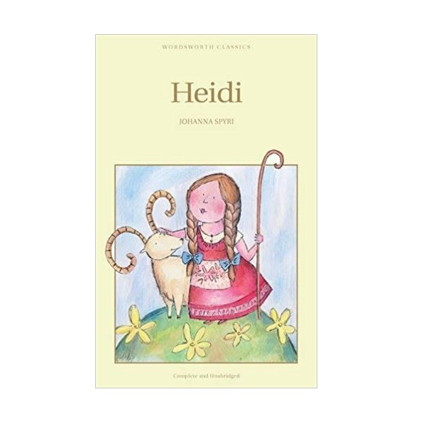 Wordsworth Children's Classics :Heidi (Paperback)