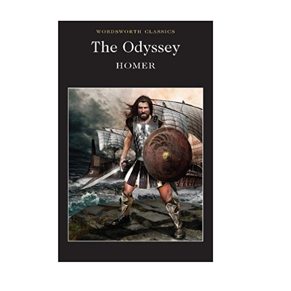 Wordsworth Classics: The Odyssey (Paperback)