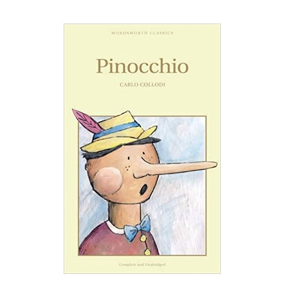 Wordsworth Children's Classics : Pinocchio (Paperback)
