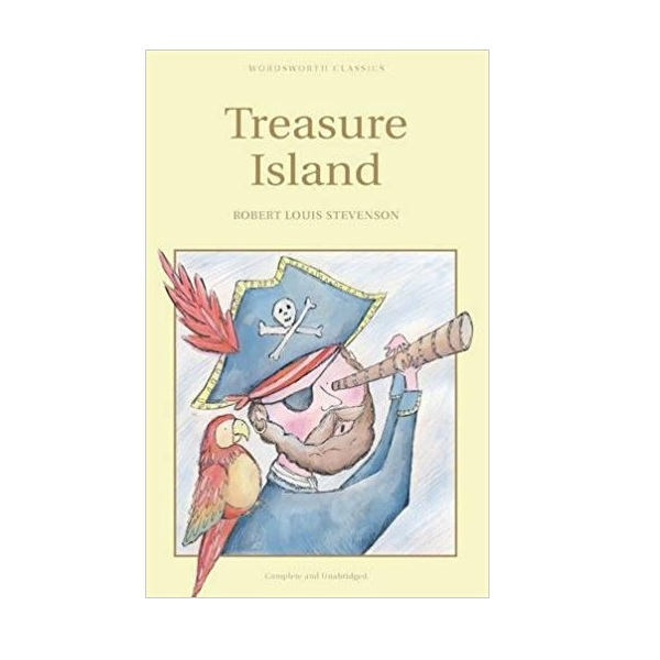 Wordsworth Children's Classics : Treasure Island (Paperback)