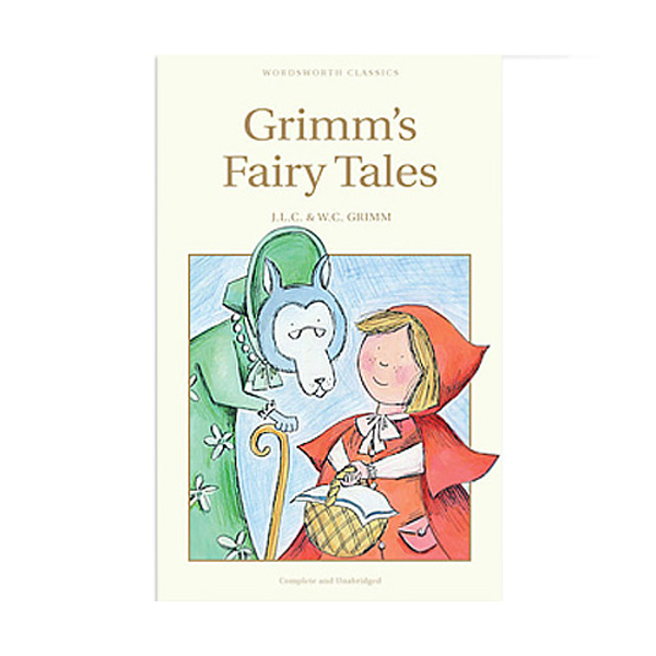 Wordsworth Children's Classics : Grimm's Fairy Tales (Paperback)