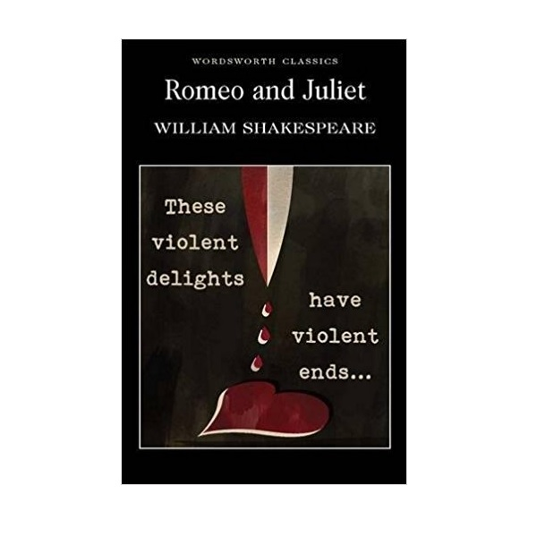 Wordsworth Classics: Romeo and Juliet (Paperback)