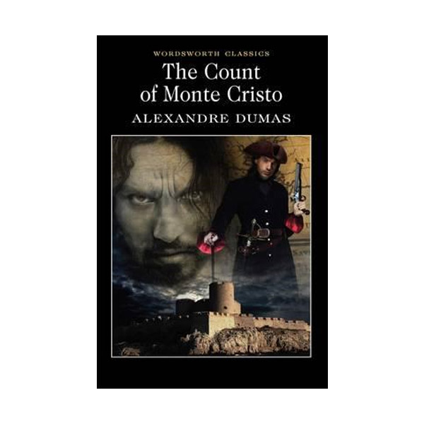 Wordsworth Classics: Count of Monte Cristo (Paperback)