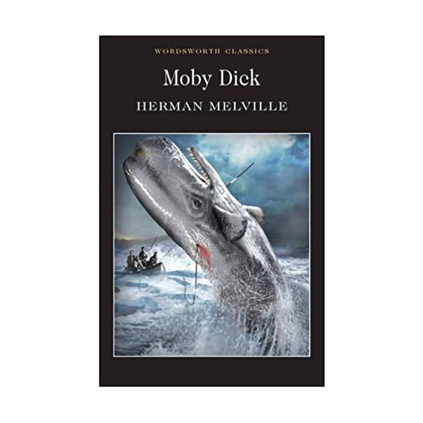 Wordsworth Classics: Moby Dick (Paperback)