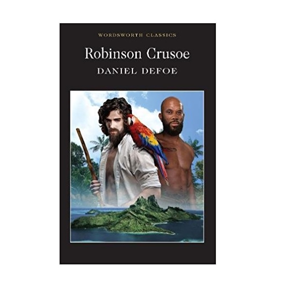 Wordsworth Classics: Robinson Crusoe (Paperback)