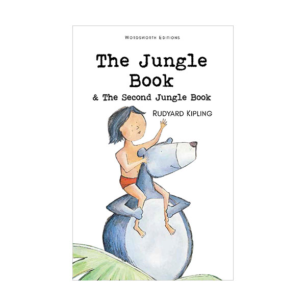 Wordsworth Children's Classics : The Jungle Book (Paperback)