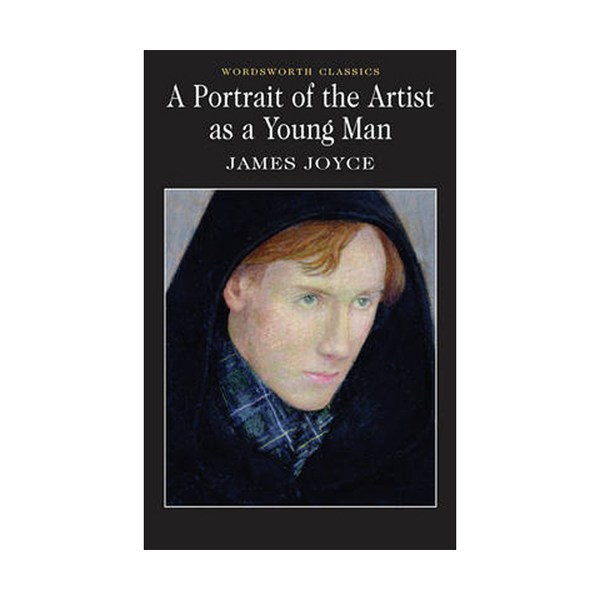 Wordsworth Classics : A Portrait of the Artist As a Young Man (Paperback)