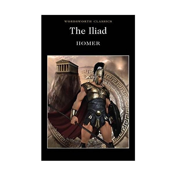Wordsworth Classics: The Iliad (Paperback)