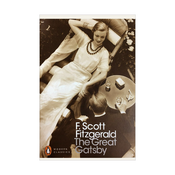 Penguin Modern Classics : The Great Gatsby (Paperback)