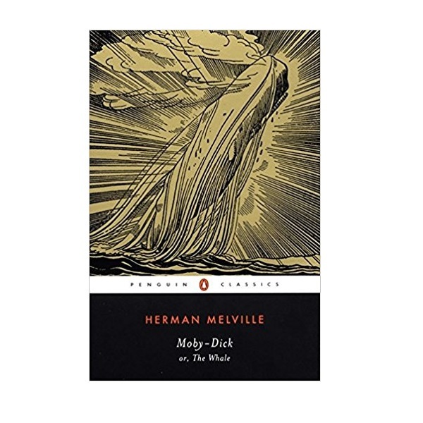 Penguin Classics : Moby-Dick (Paperback)
