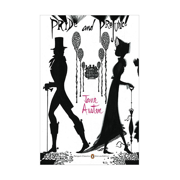 Penguin Classics Deluxe Edition : Pride and Prejudice : 오만과 편견 (Paperback, Rough-Cut Edition)