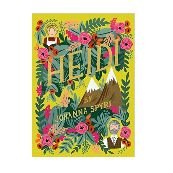 Puffin in Bloom : Heidi (Hardcover)