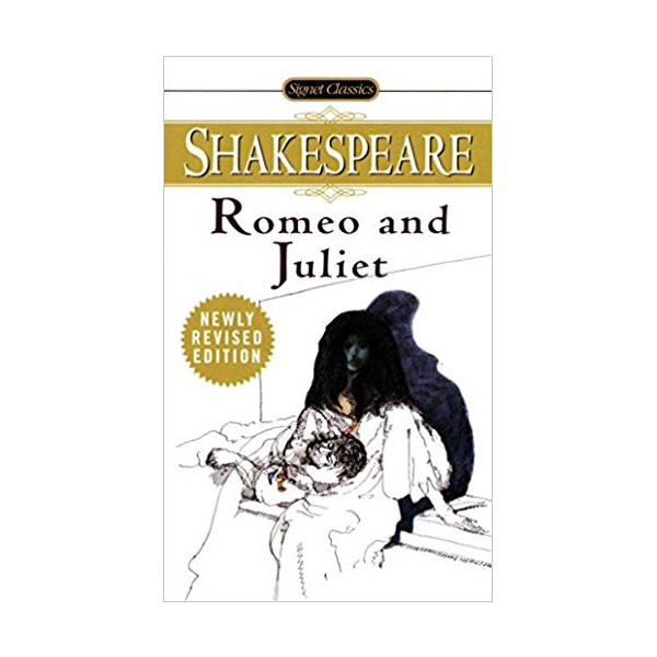 Signet Classic Shakespeare : The Tragedy of Romeo and Juliet : 로미오와 줄리엣 (Paperback)