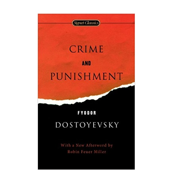 Signet Classics : Crime And Punishment : 죄와 벌 (Mass Market Paperback)