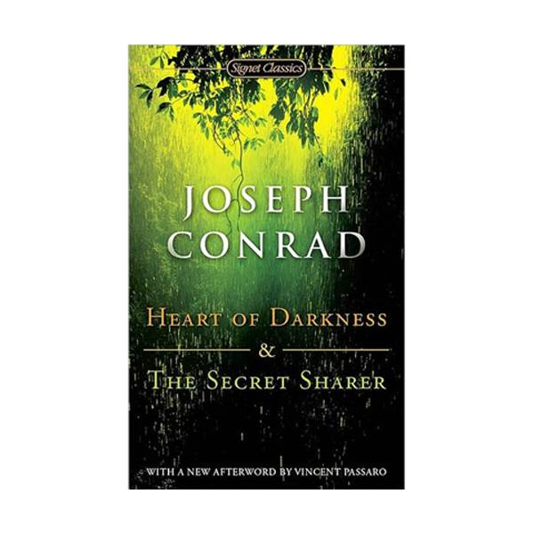 Signet Classics : The Heart of Darkness and The Secret Sharer (Mass Market Paperback)
