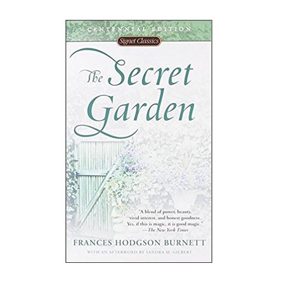 Signet Classics : The Secret Garden : 비밀의 화원 (Mass Market Paperback)
