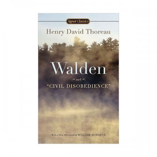 Signet Classics : Walden and Civil Disobedience : 월든 (Paperback)