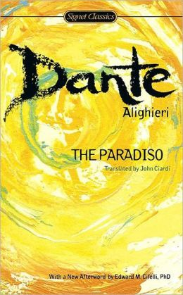 The Paradiso (John Ciardi Translation) (Mass Market Paperback)