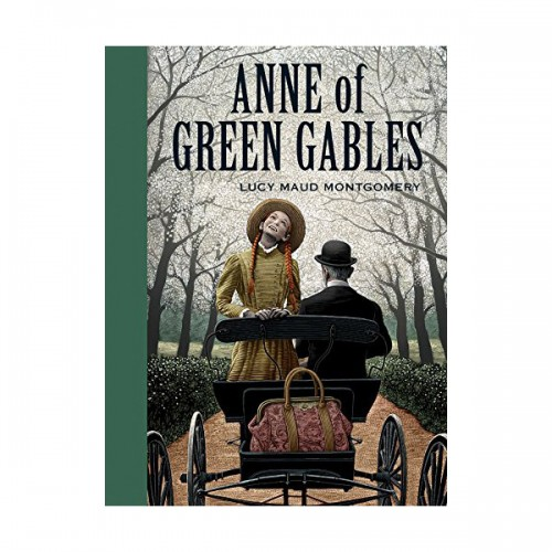 Anne of Green Gables (Sterling Unabridged Classics Series) (Hardcover)