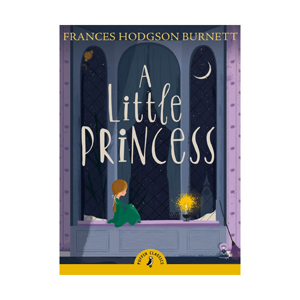Puffin Classics : A Little Princess (Paperback, Unabridged Edition)