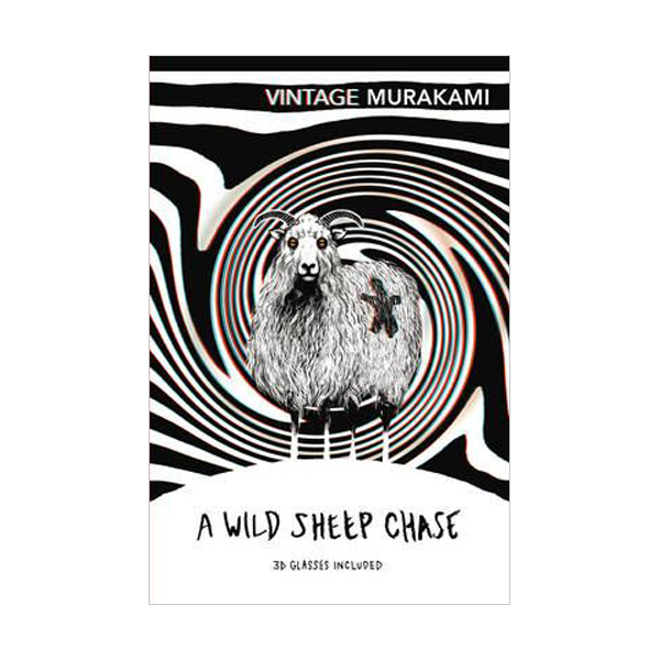 Vintage Classics : A Wild Sheep Chase (Paperback, 영국판)