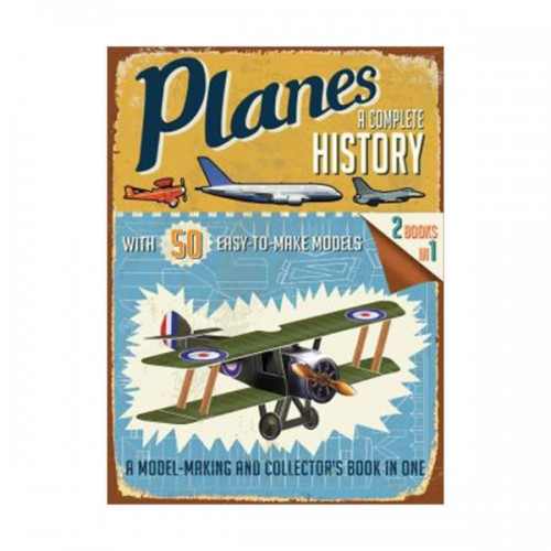 Planes : A Complete History (Paperback)