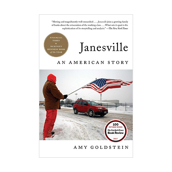 Janesville : An American Story (Paperback)