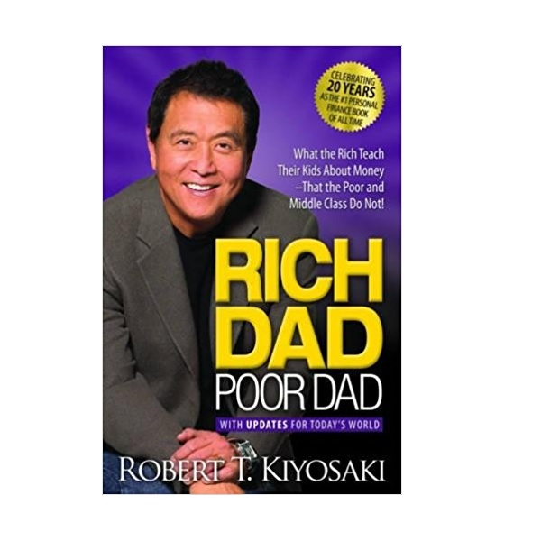 Rich Dad Poor Dad (Mass Market Paperback)