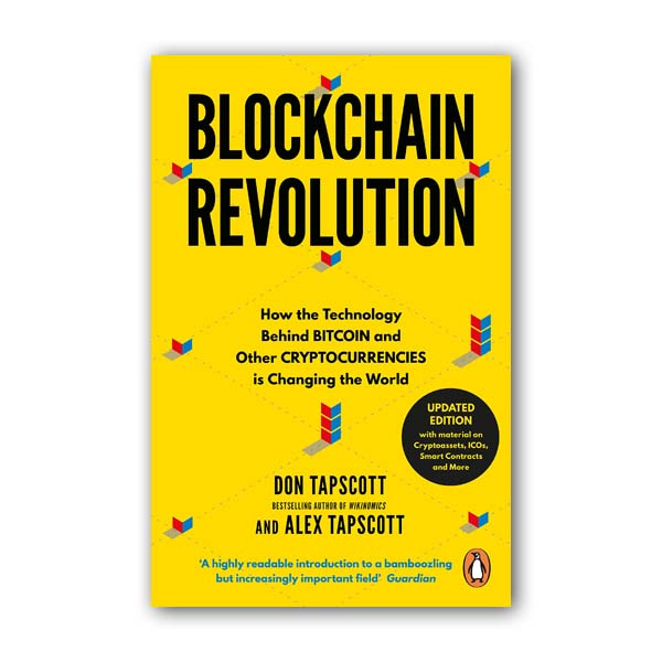 Blockchain Revolution (Paperback, INT, 영국판)