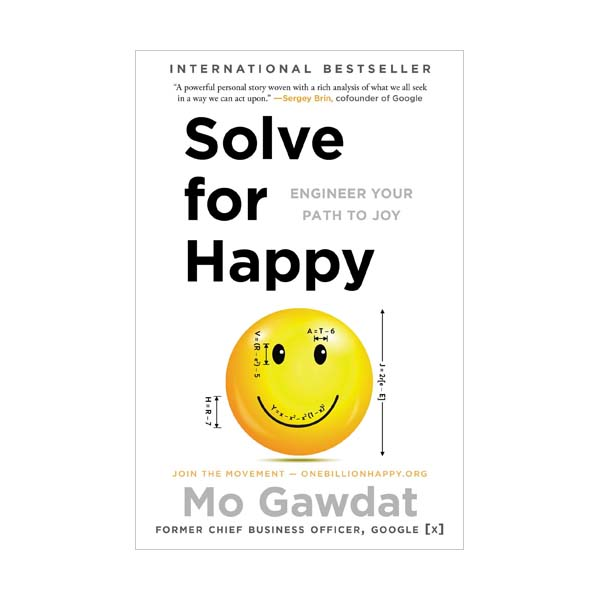 Solve for Happy: Engineer Your Path to Joy (Paperback)