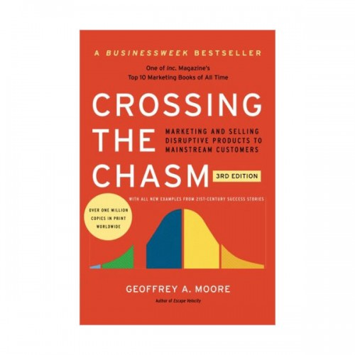 Crossing the Chasm : Marketing and Selling Disruptive Products to Mainstream Customers (Paperback, 3rd Edition)