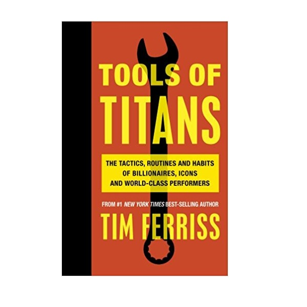 Tools of Titans (Paperback, 영국판)