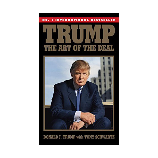 Trump : The Art of the Deal (Mass Market Paperback)