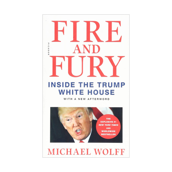 Fire and Fury : Inside the Trump White House (Mass Market Paperback)
