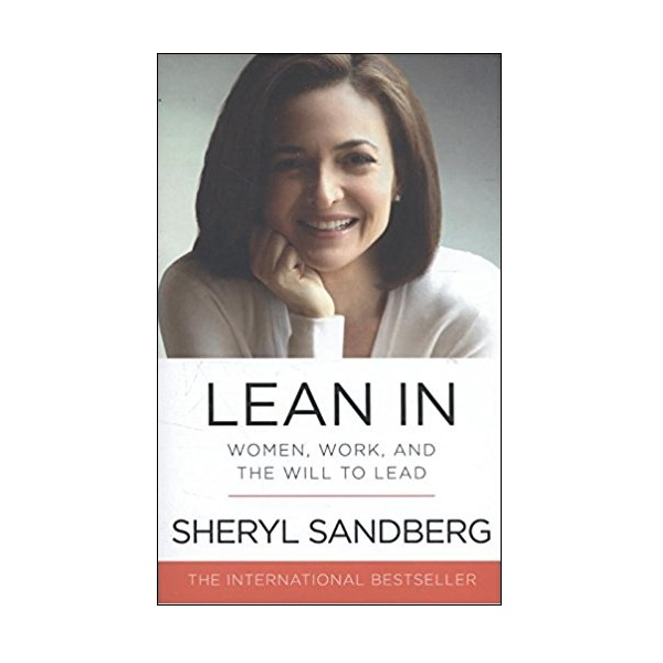 [영국판] Lean In : Women, Work, and the Will to Lead (Paperback)