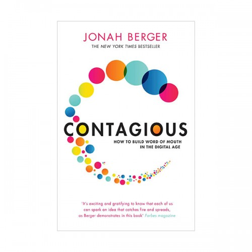 Contagious : How to Build Word of Mouth in the Digital Age (Paperback, 영국판)