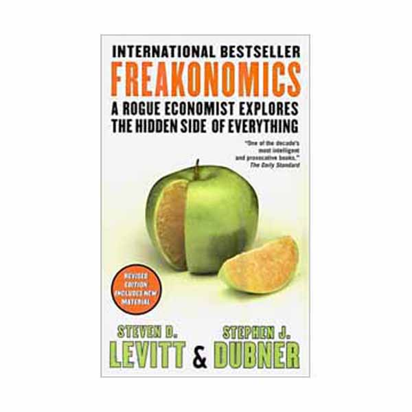 Freakonomics (Paperback, Revised, International Edition)