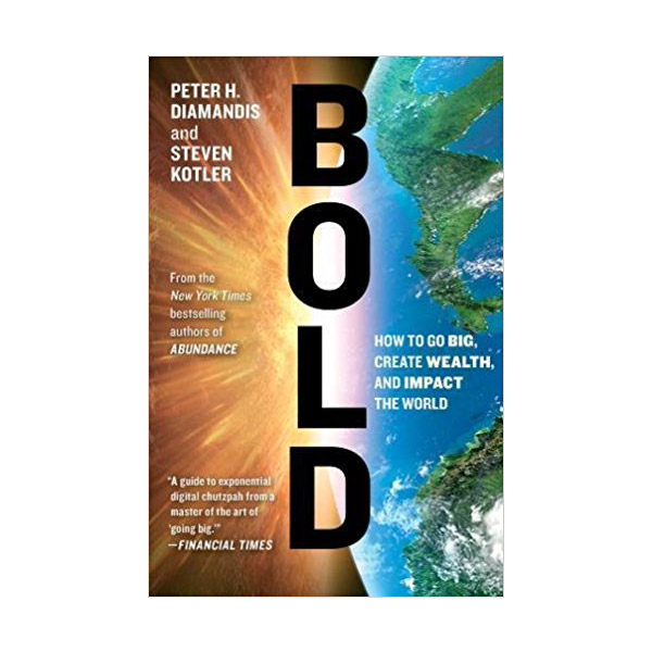 Bold : How to Go Big, Create Wealth, and Impact the World (Paperback)