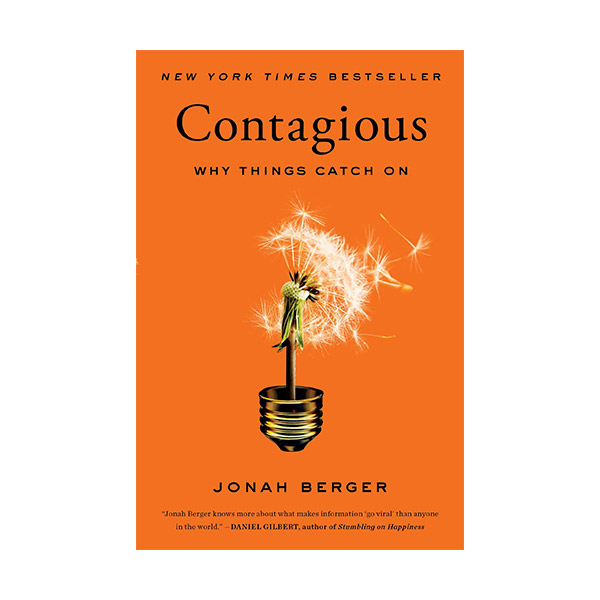 Contagious : Why Things Catch On (Paperback)