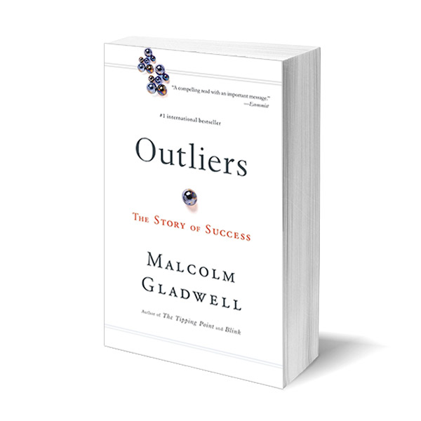 [AP Language] Outliers : The Story of Success (Mass Market Paperback)