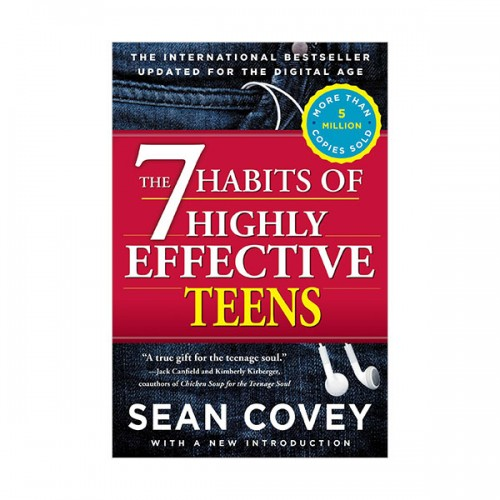 The 7 Habits of Highly Effective Teens (성공하는 10대들의 7가지 습관) (Paperback)