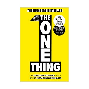 The One Thing : The Surprisingly Simple Truth Behind Extraordinary Results (Paperback)