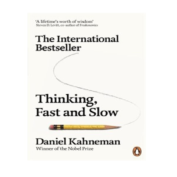 Thinking, Fast and Slow (Paperback/영국판)