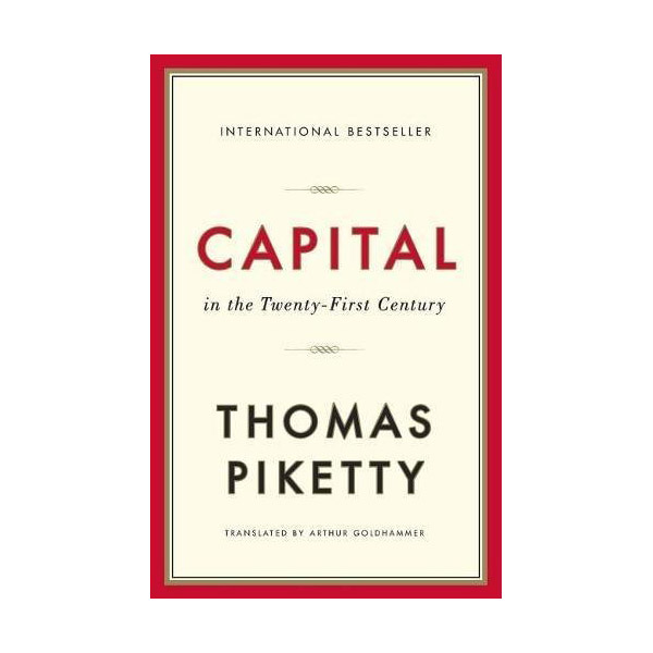 Capital in the Twenty-First Century (Paperback, 영국판)