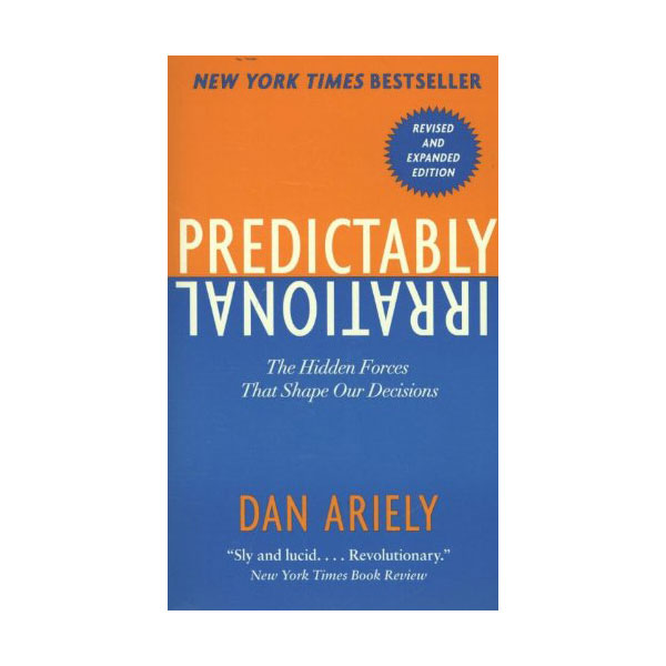 Predictably Irrational, Revised Intl (Paperback)