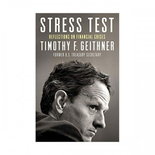 Stress Test : Reflections on Financial Crises (Paperback, 영국판)
