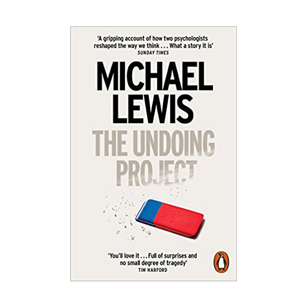 The Undoing Project: A Friendship that Changed the World (Paperback, 영국판)