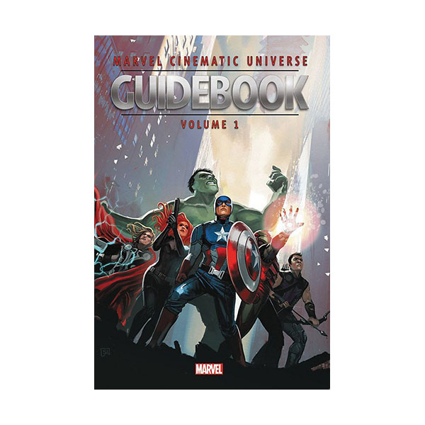Guidebook to the Marvel Cinematic Universe : Marvel Cinematic Universe Guidebook : The Avengers Initiative (Hardcover)