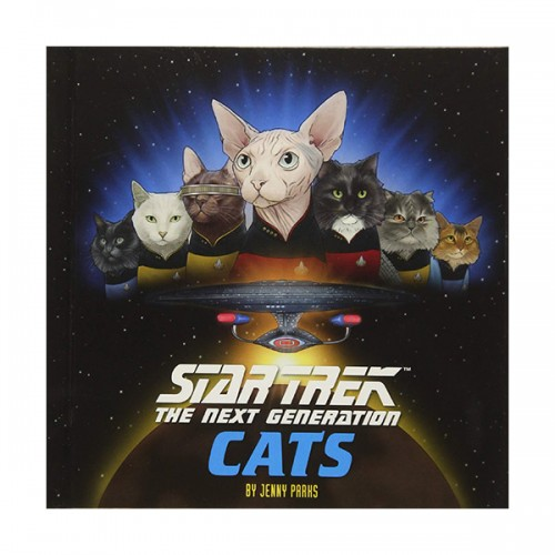 Star Trek : The Next Generation Cats (Hardcover)